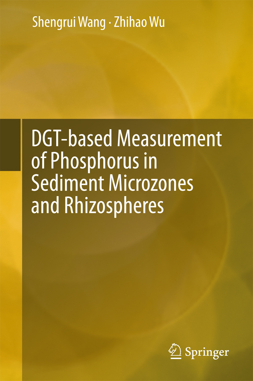 Wang, Shengrui - DGT-based Measurement of Phosphorus in Sediment Microzones and Rhizospheres, ebook