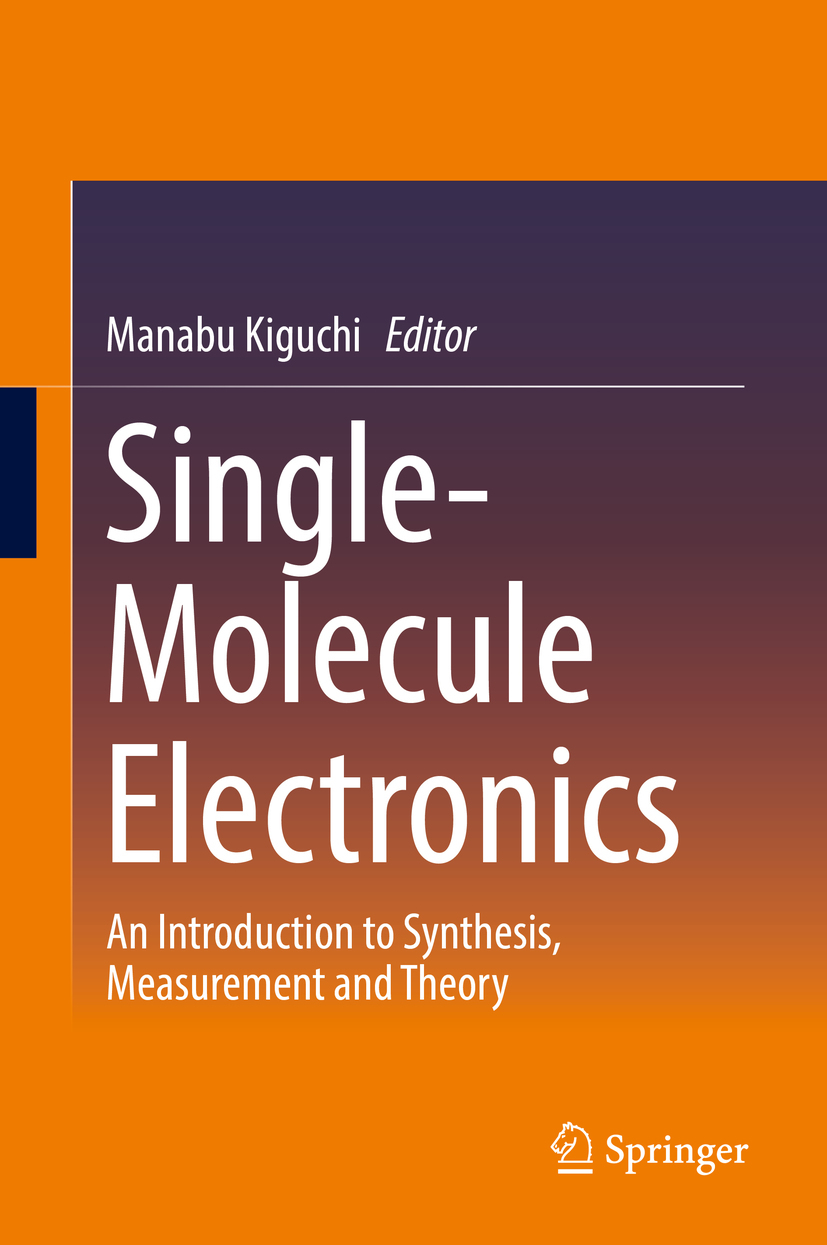 Kiguchi, Manabu - Single-Molecule Electronics, ebook