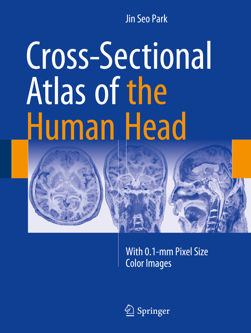 Park, Jin Seo - Cross-Sectional Atlas of the Human Head, ebook