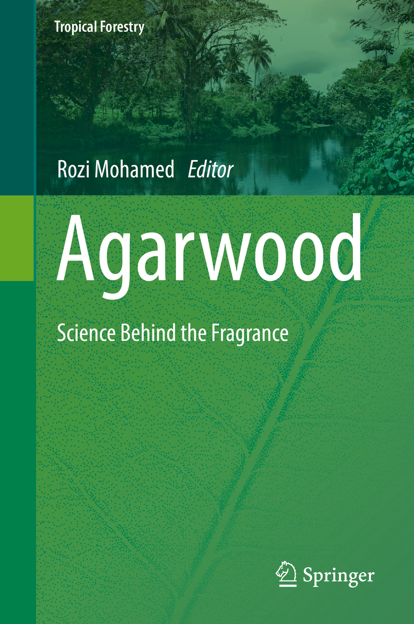MOHAMED, ROZI - Agarwood, e-bok