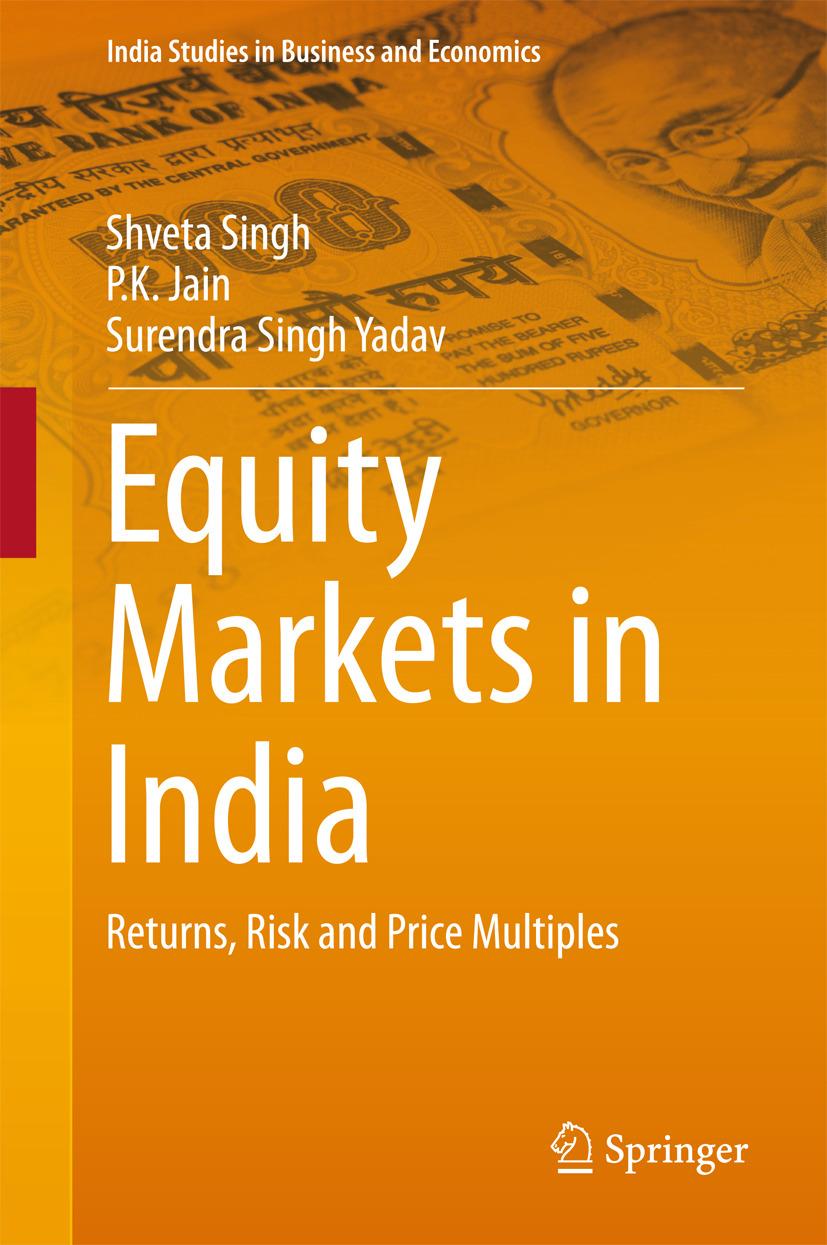 Jain, P.K. - Equity Markets in India, ebook