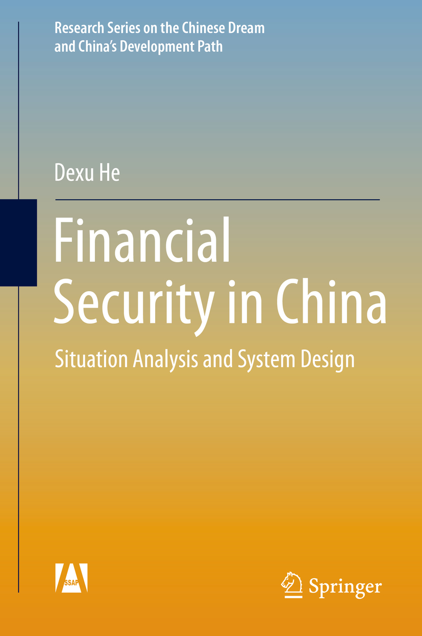 He, Dexu - Financial Security in China, ebook