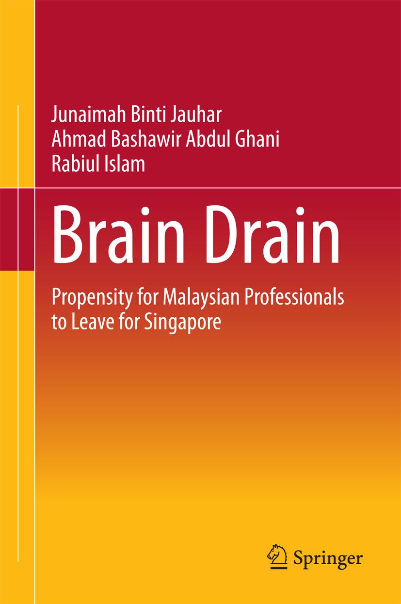 Ghani, Ahmad Bashawir Abdul - Brain Drain, ebook