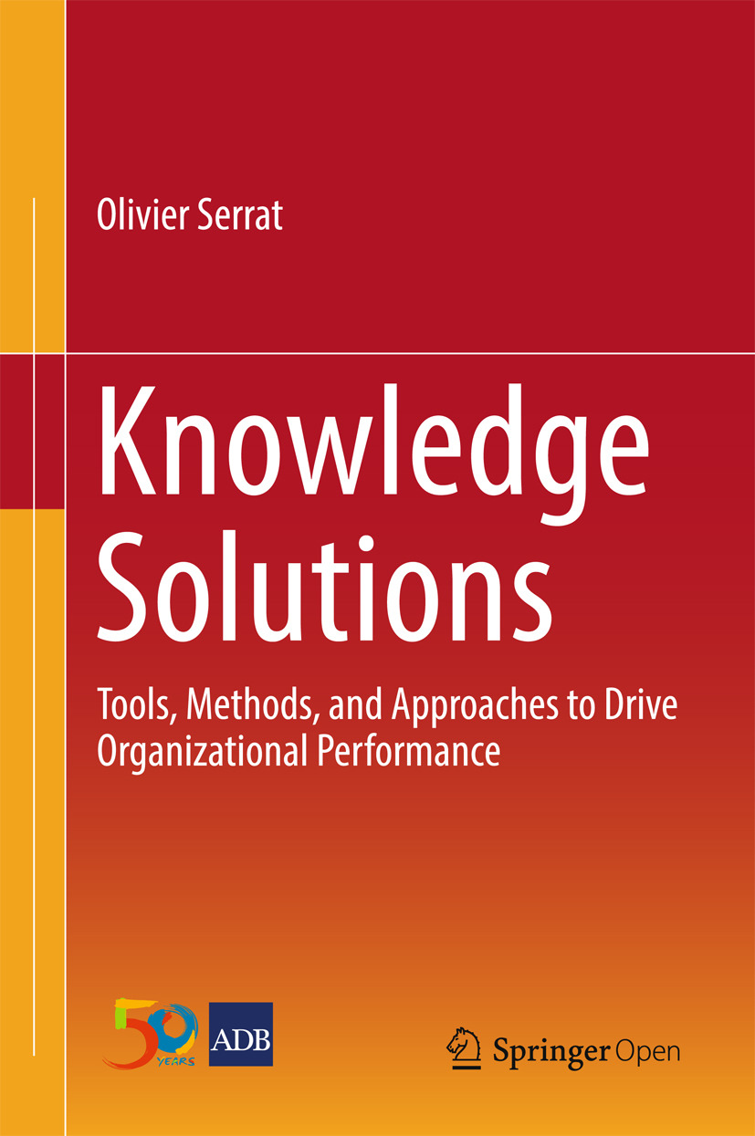 Serrat, Olivier - Knowledge Solutions, ebook