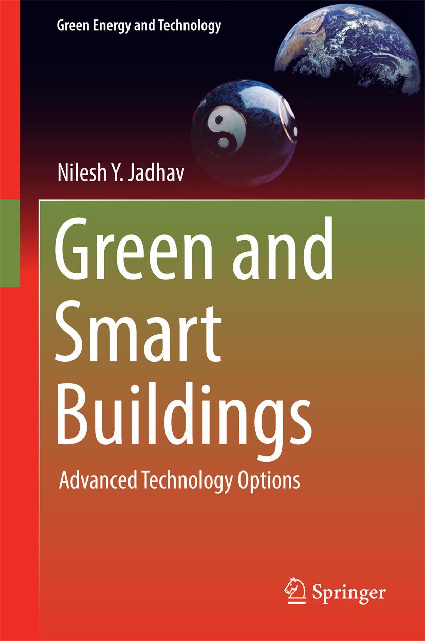 Jadhav, Nilesh Y. - Green and Smart Buildings, ebook