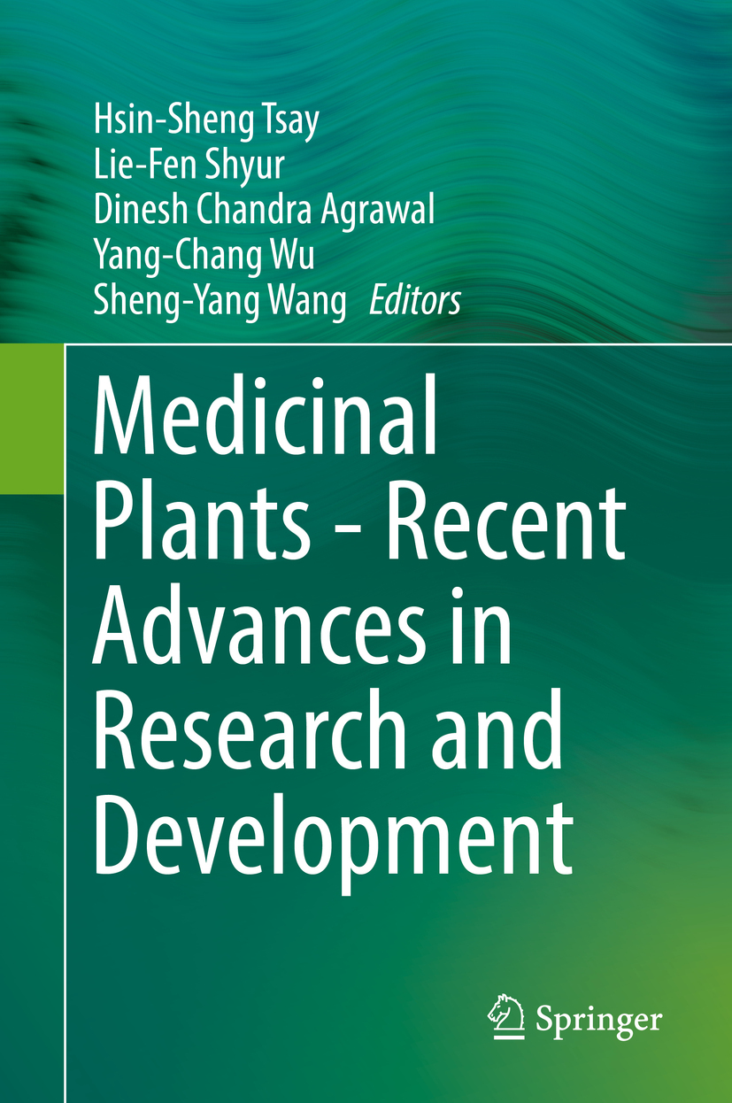 Agrawal, Dinesh Chandra - Medicinal Plants - Recent Advances in Research and Development, ebook