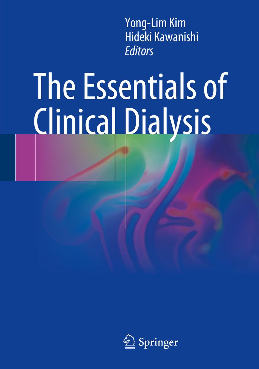 Kawanishi, Hideki - The Essentials of Clinical Dialysis, ebook