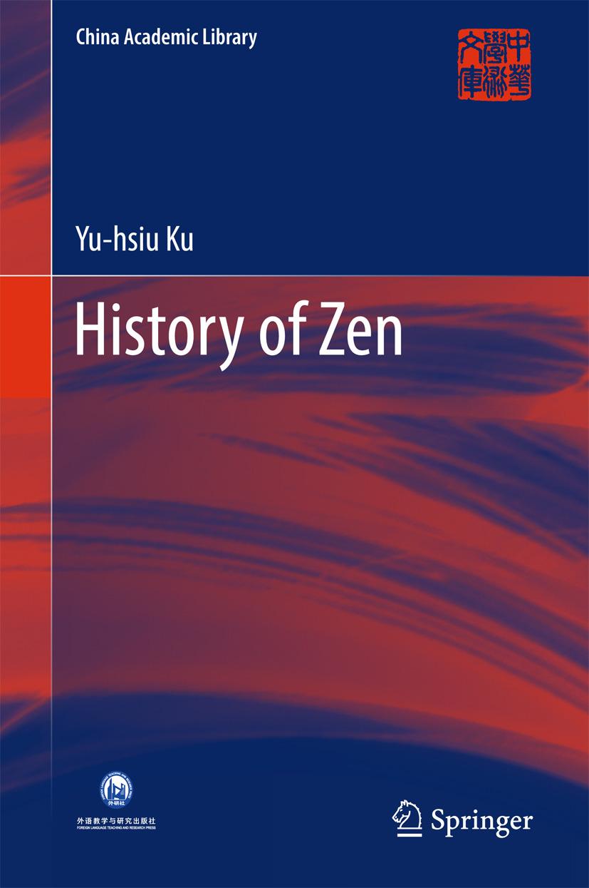 Ku, Yu-hsiu - History of Zen, ebook