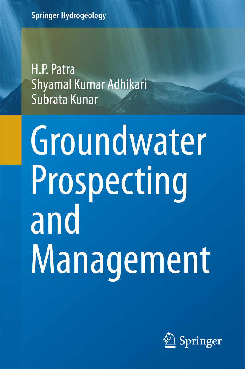 Adhikari, Shyamal Kumar - Groundwater Prospecting and Management, ebook