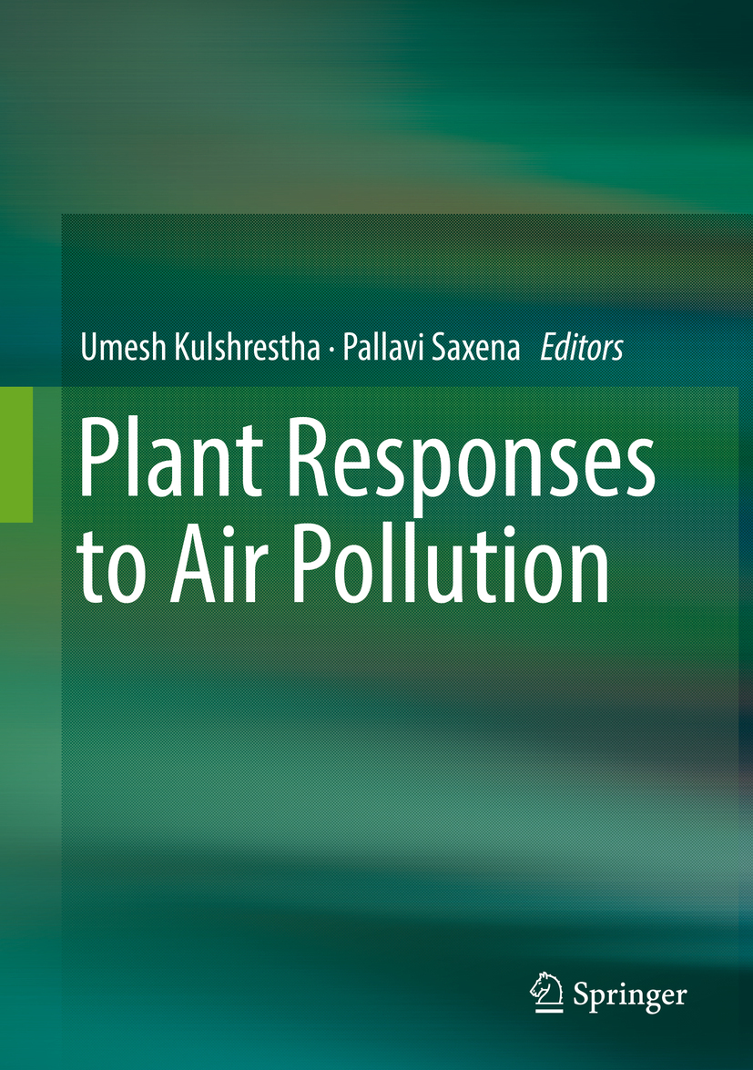 Kulshrestha, Umesh - Plant Responses to Air Pollution, ebook