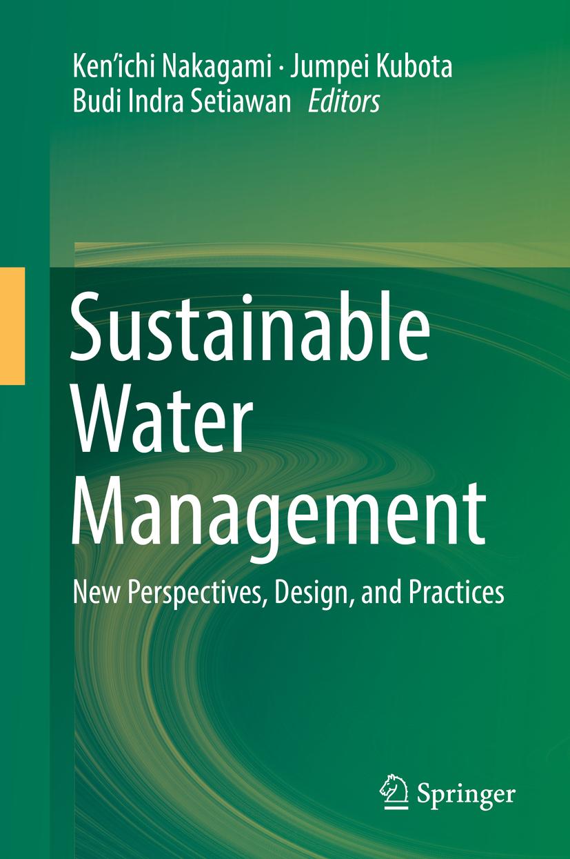 Kubota, Jumpei - Sustainable Water Management, ebook