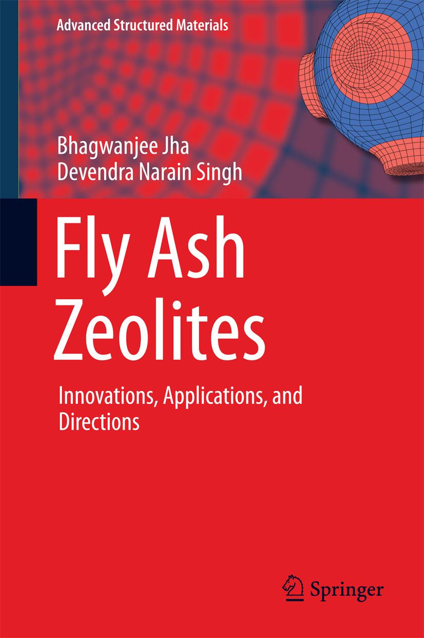 Jha, Bhagwanjee - Fly Ash Zeolites, ebook