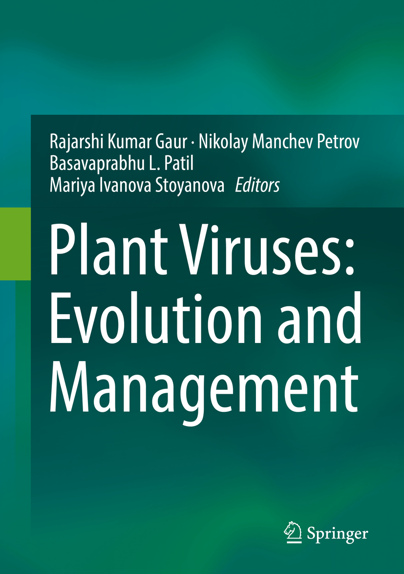 Gaur, Rajarshi Kumar - Plant Viruses: Evolution and Management, ebook