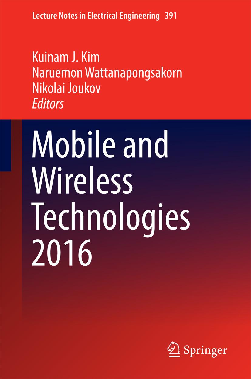 Joukov, Nikolai - Mobile and Wireless Technologies 2016, ebook