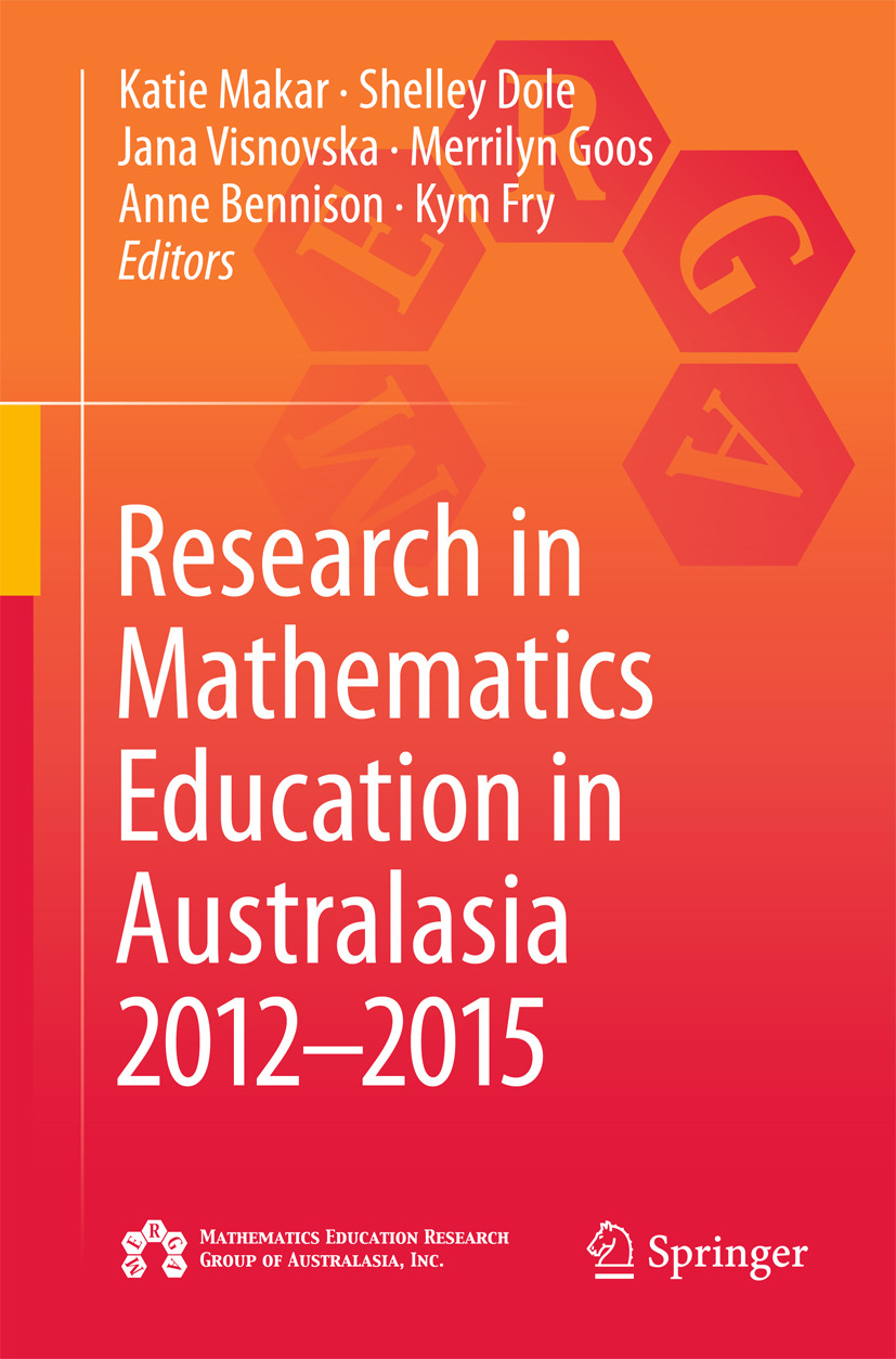 Bennison, Anne - Research in Mathematics Education in Australasia 2012-2015, ebook