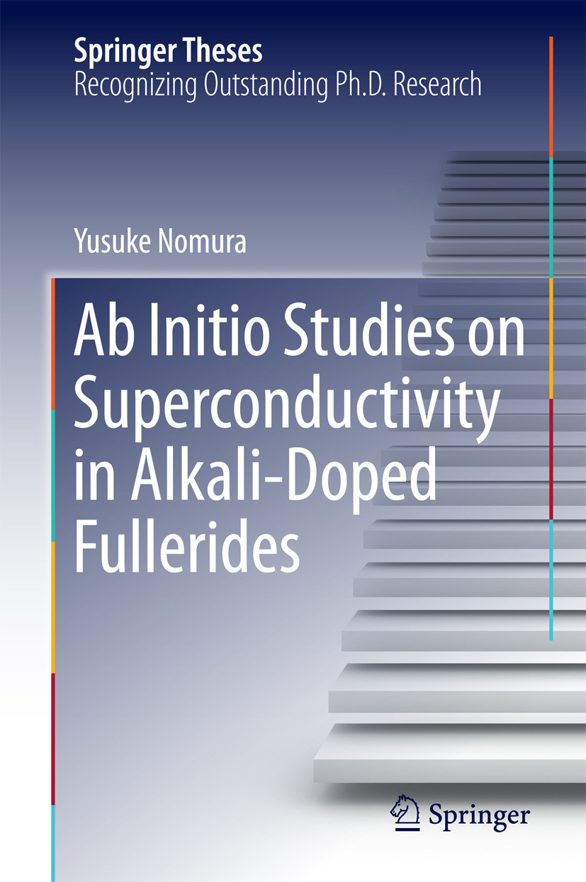 Nomura, Yusuke - Ab Initio Studies on Superconductivity in Alkali-Doped Fullerides, e-bok