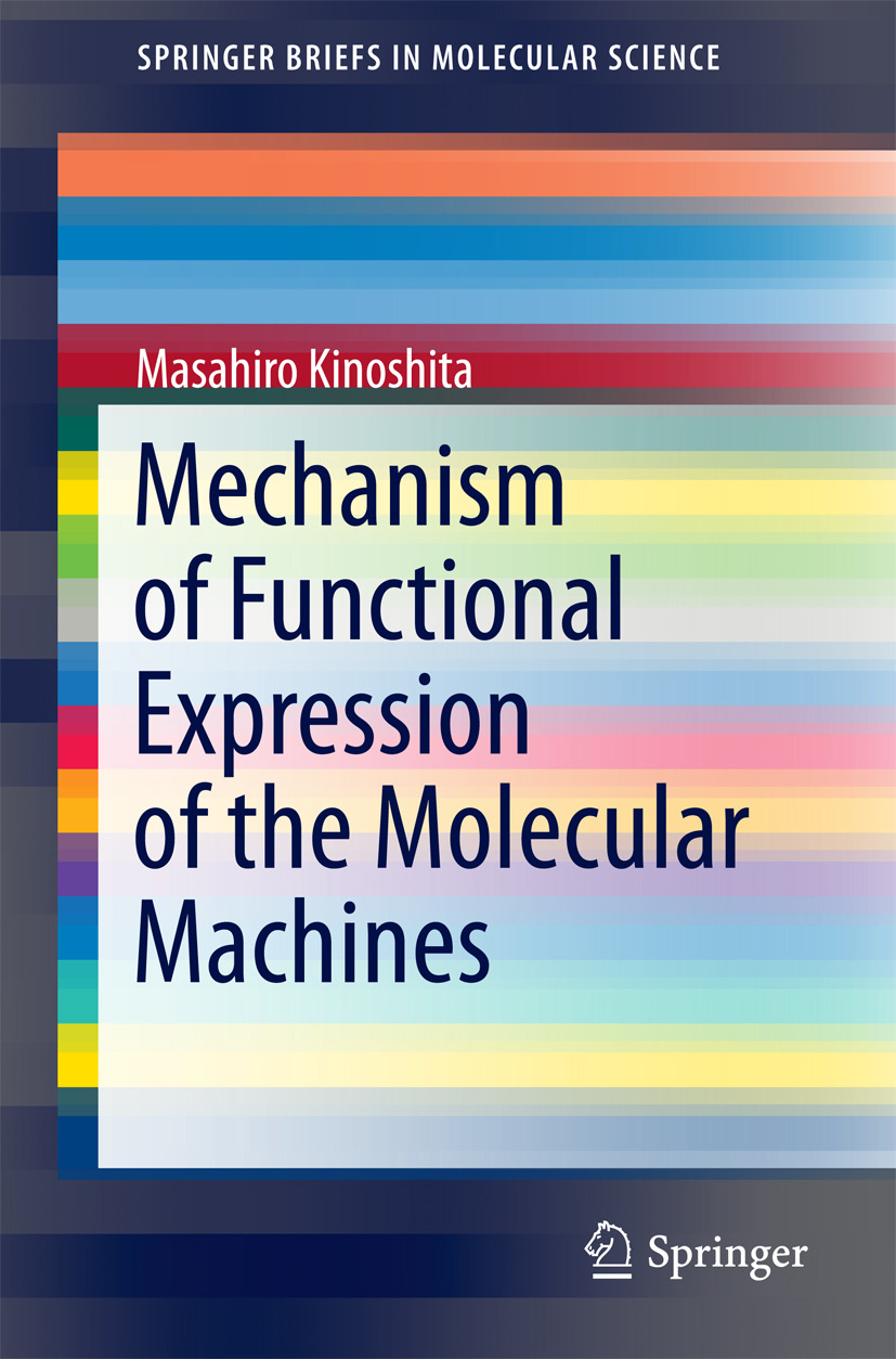 Kinoshita, Masahiro - Mechanism of Functional Expression of the Molecular Machines, ebook