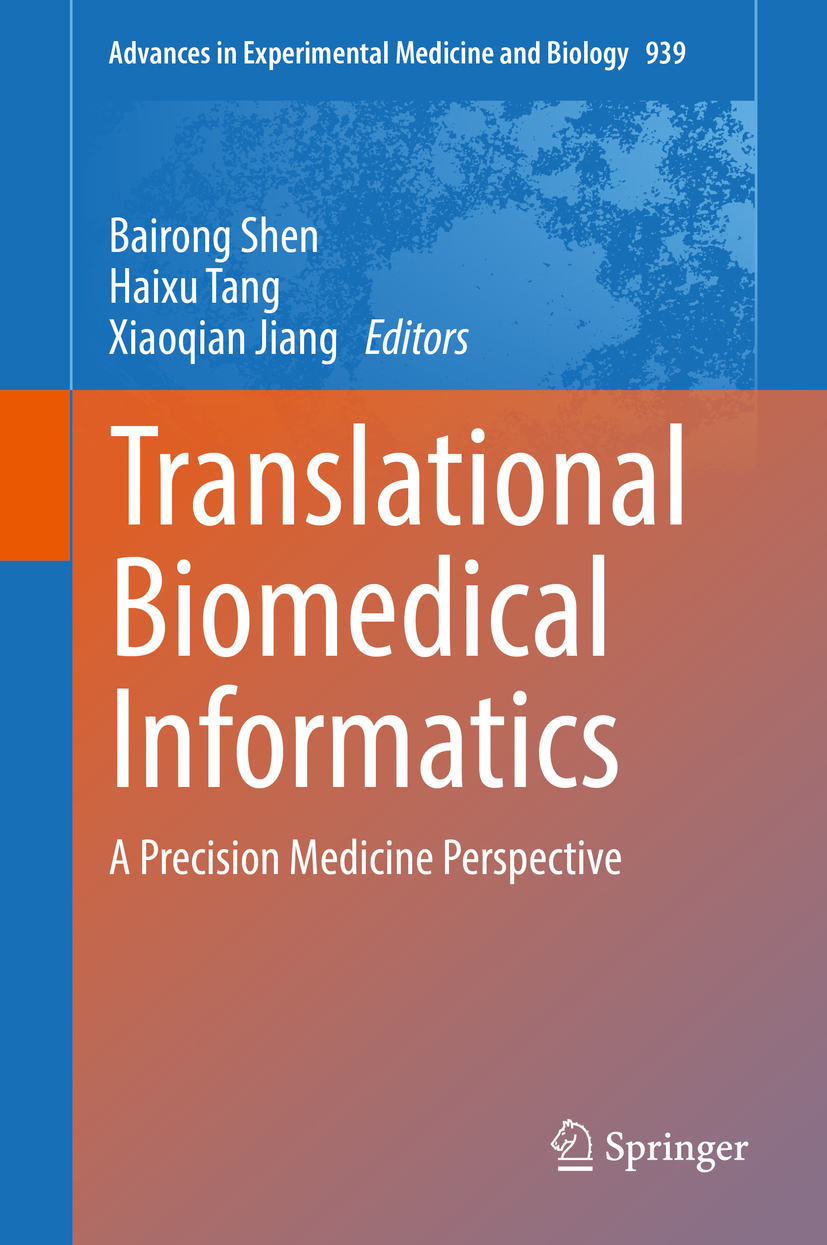 Jiang, Xiaoqian - Translational Biomedical Informatics, ebook