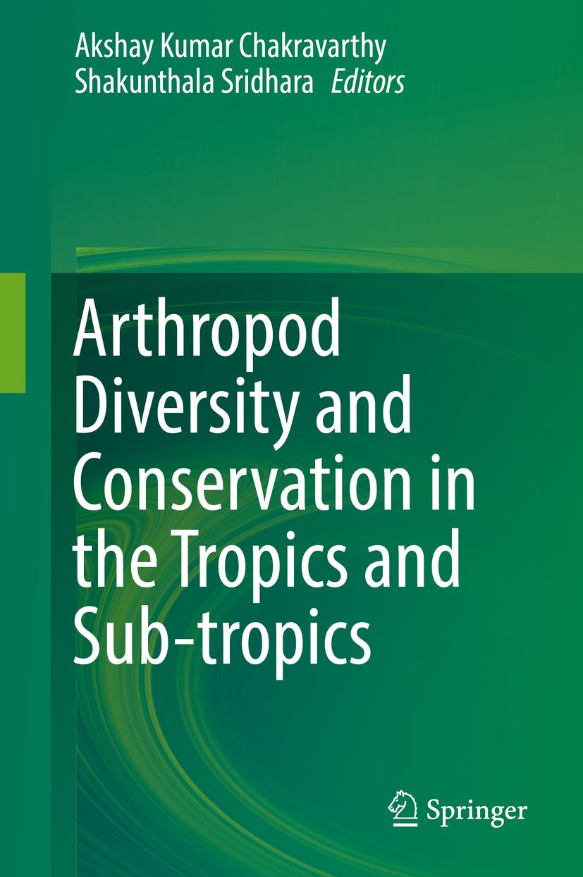 Chakravarthy, Akshay Kumar - Arthropod Diversity and Conservation in the Tropics and Sub-tropics, ebook