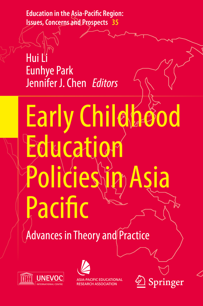 Chen, Jennifer J. - Early Childhood Education Policies in Asia Pacific, ebook