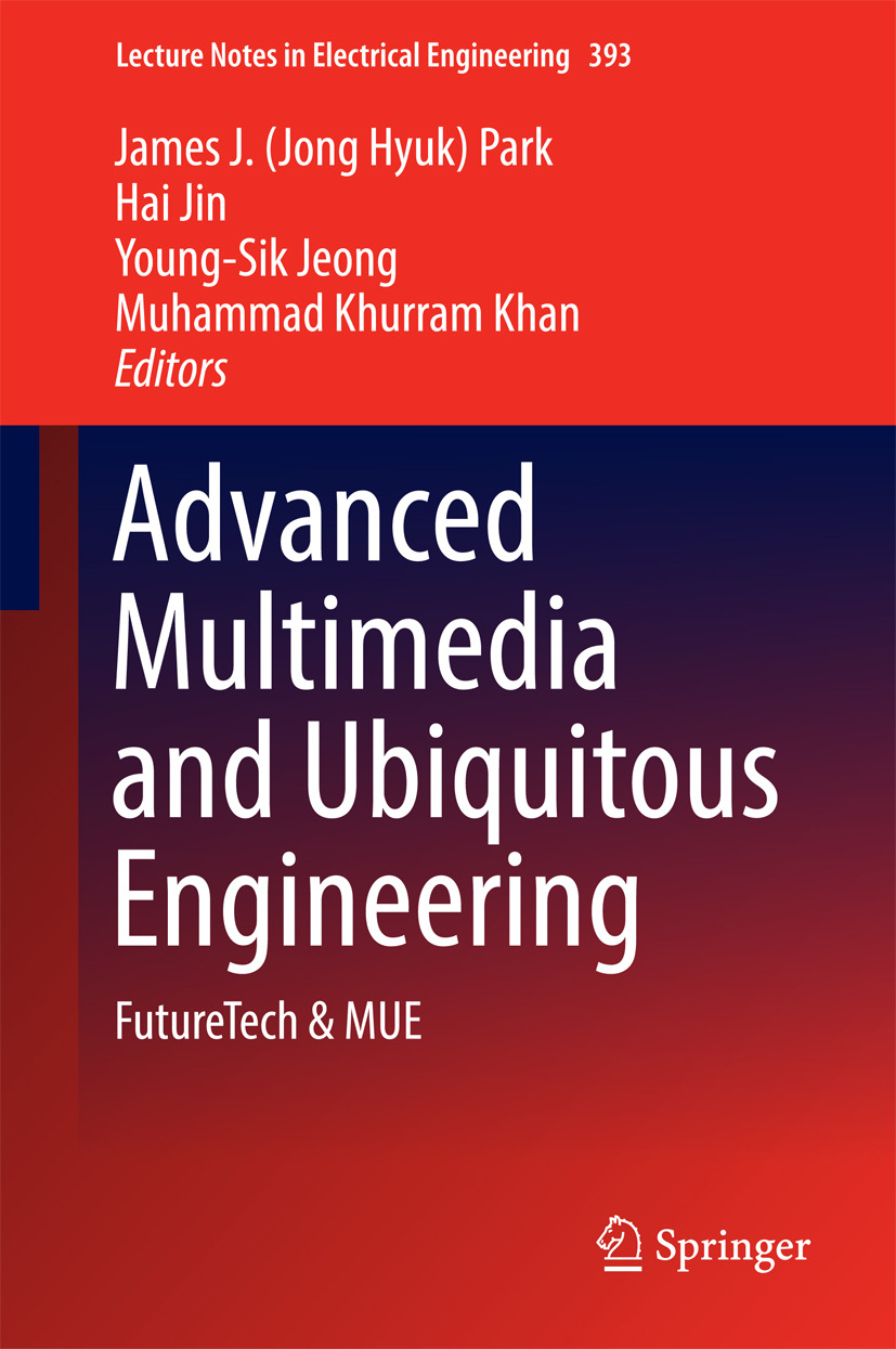 Jeong, Young-Sik - Advanced Multimedia and Ubiquitous Engineering, ebook