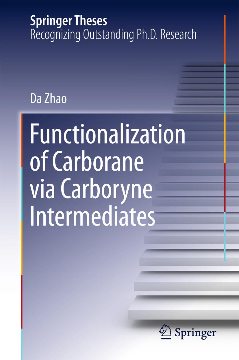 Zhao, Da - Functionalization of Carborane via Carboryne Intermediates, ebook