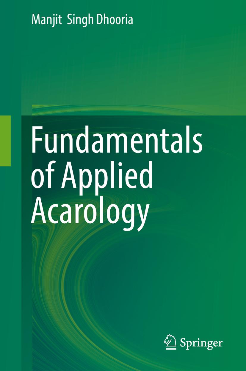 Dhooria, Manjit  Singh - Fundamentals of Applied Acarology, ebook