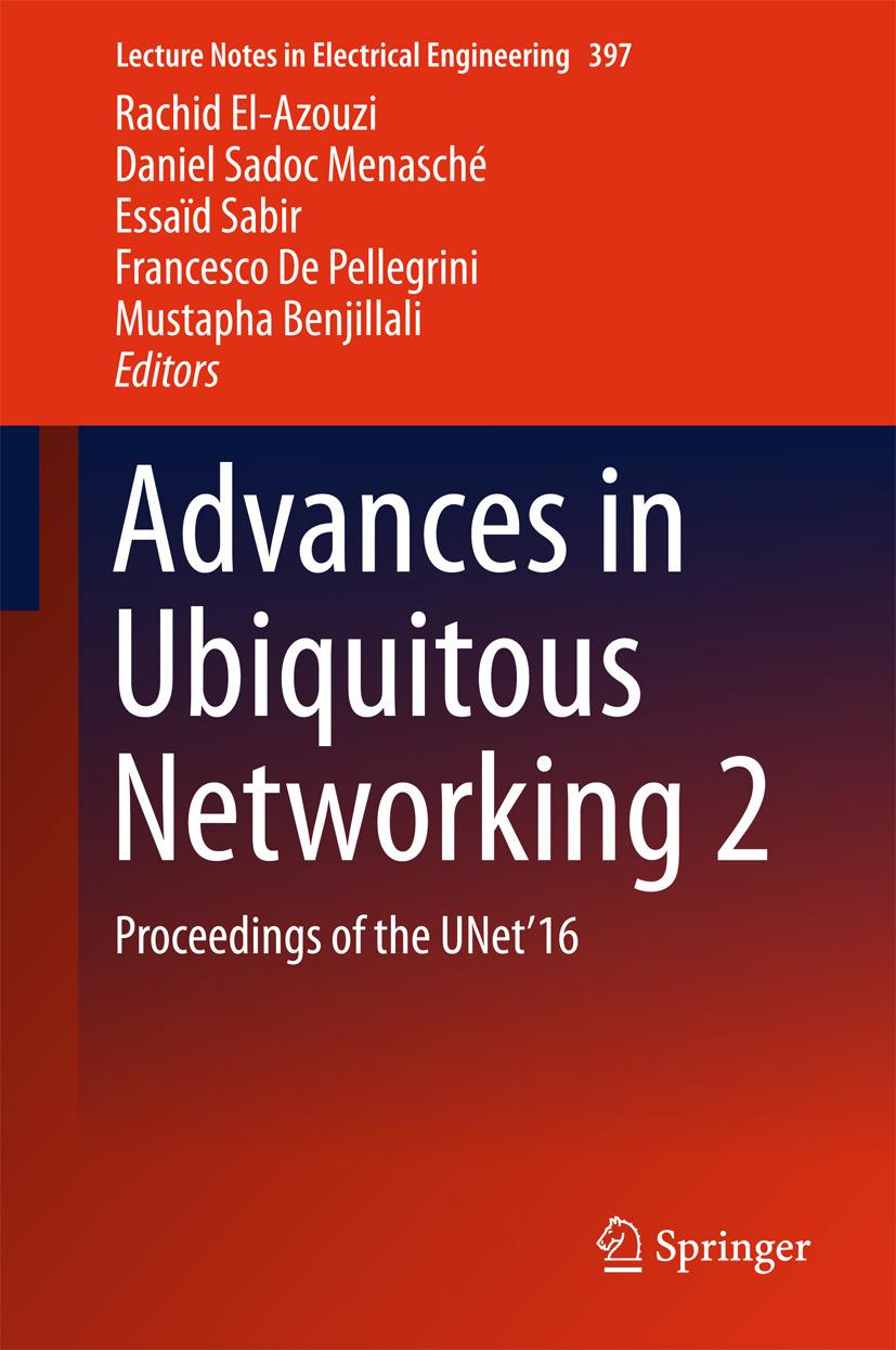 Benjillali, Mustapha - Advances in Ubiquitous Networking 2, ebook