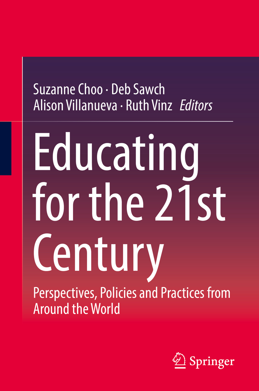 Choo, Suzanne - Educating for the 21st Century, ebook