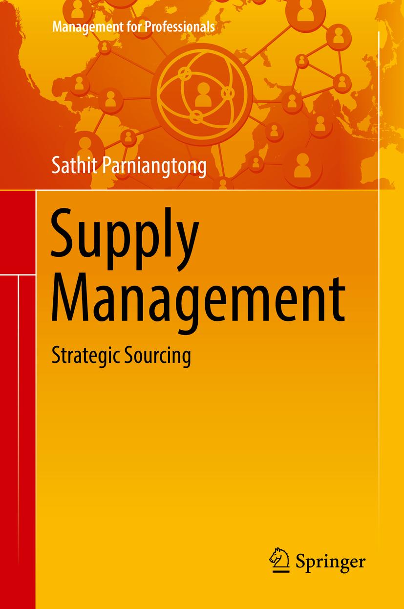 Parniangtong, Sathit - Supply Management, ebook