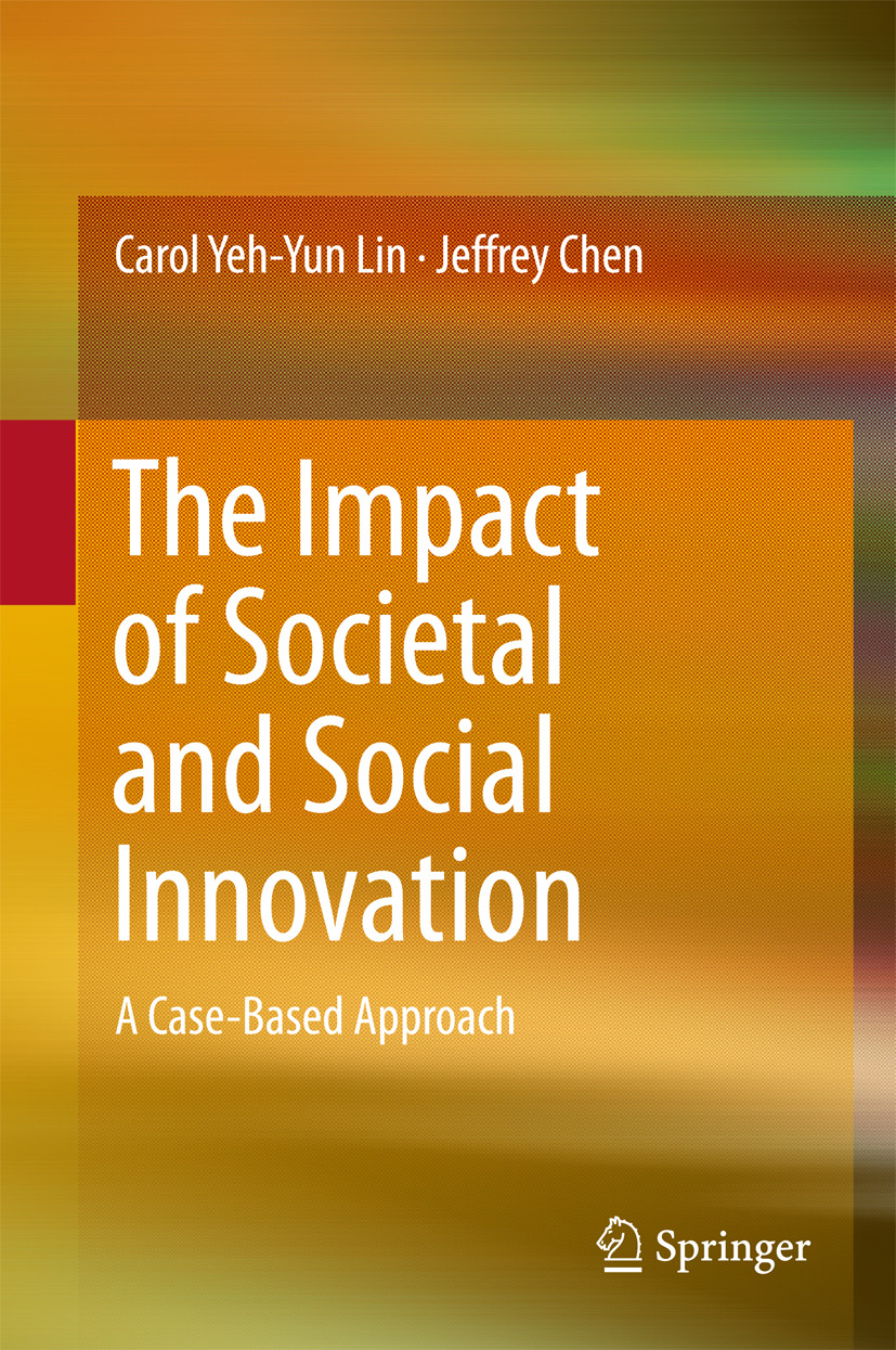 Chen, Jeffrey - The Impact of Societal and Social Innovation, ebook