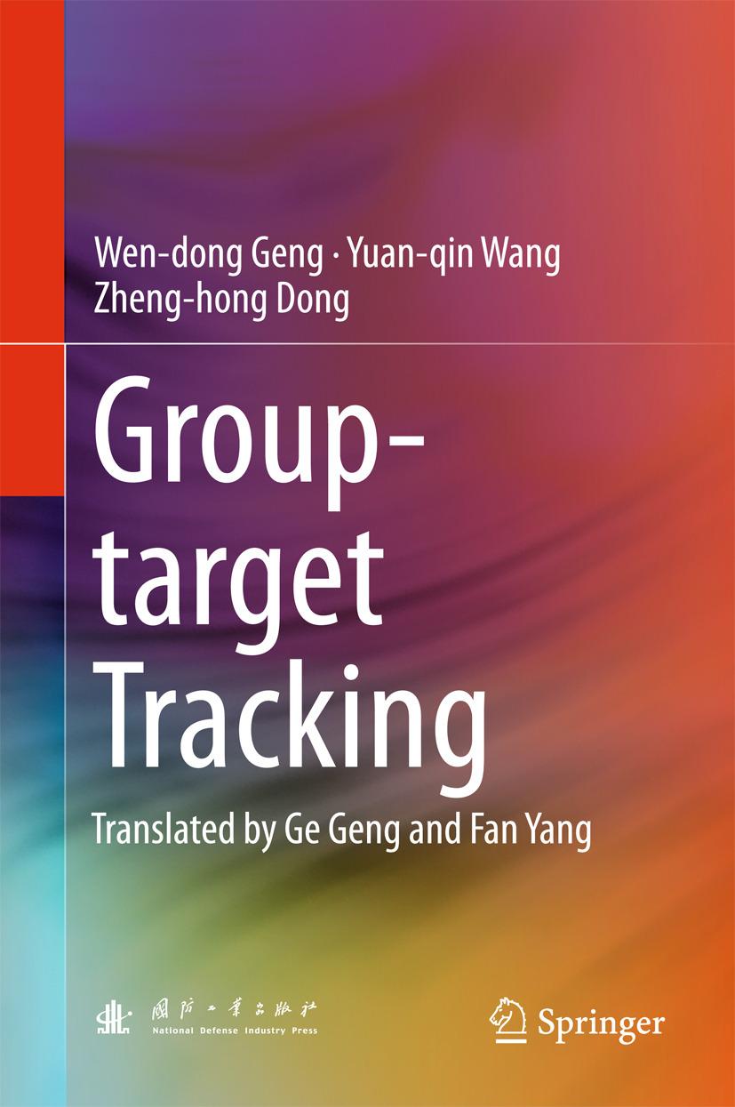 Dong, Zheng-hong - Group-target Tracking, ebook