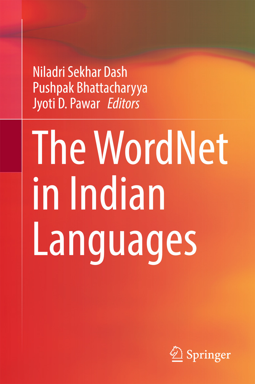 Bhattacharyya, Pushpak - The WordNet in Indian Languages, ebook