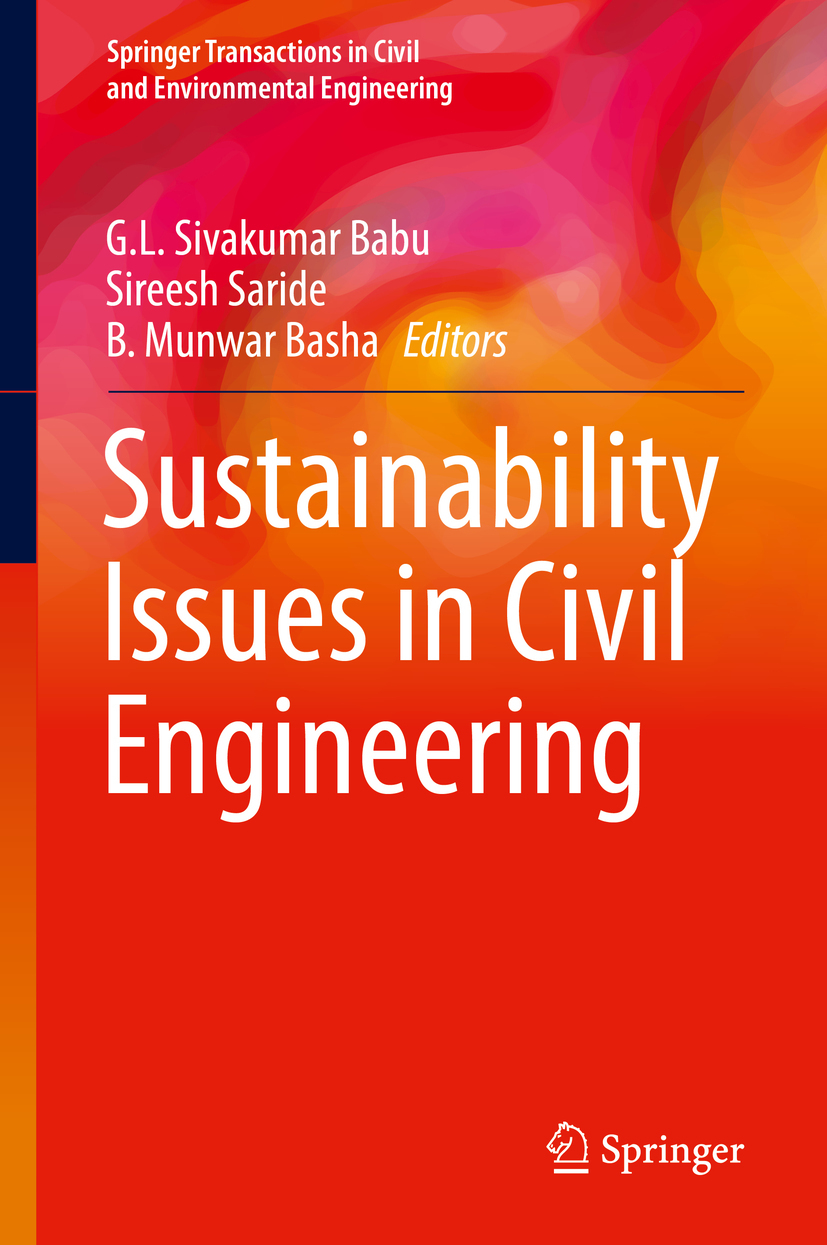 Babu, G.L. Sivakumar - Sustainability Issues in Civil Engineering, ebook