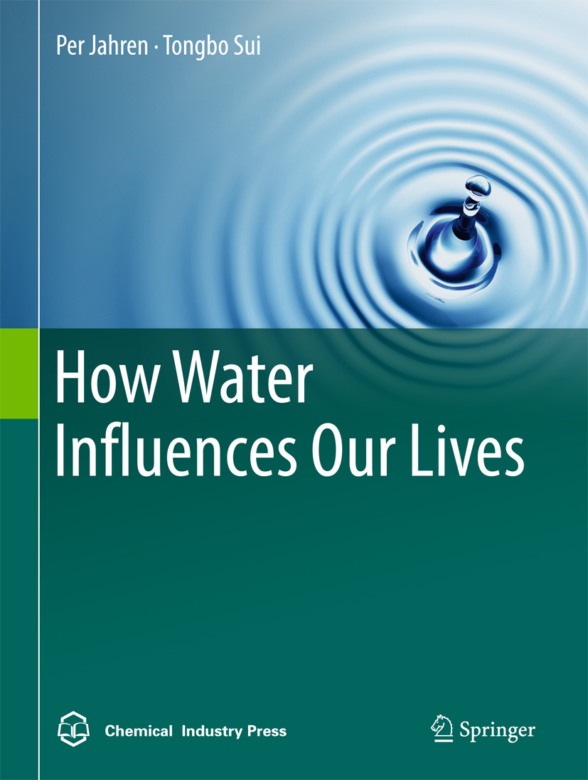 Jahren, Per - How Water Influences Our Lives, ebook