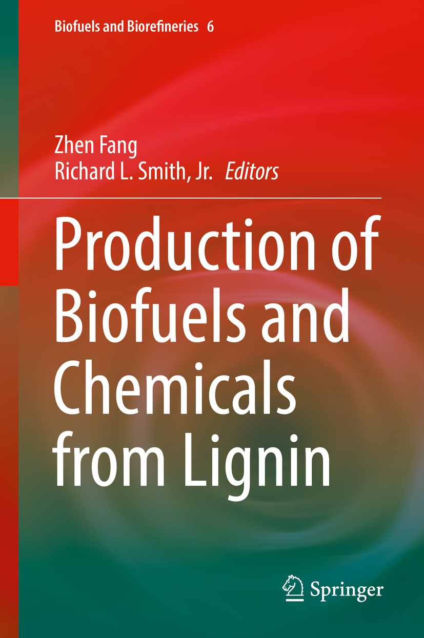 Fang, Zhen - Production of Biofuels and Chemicals from Lignin, ebook
