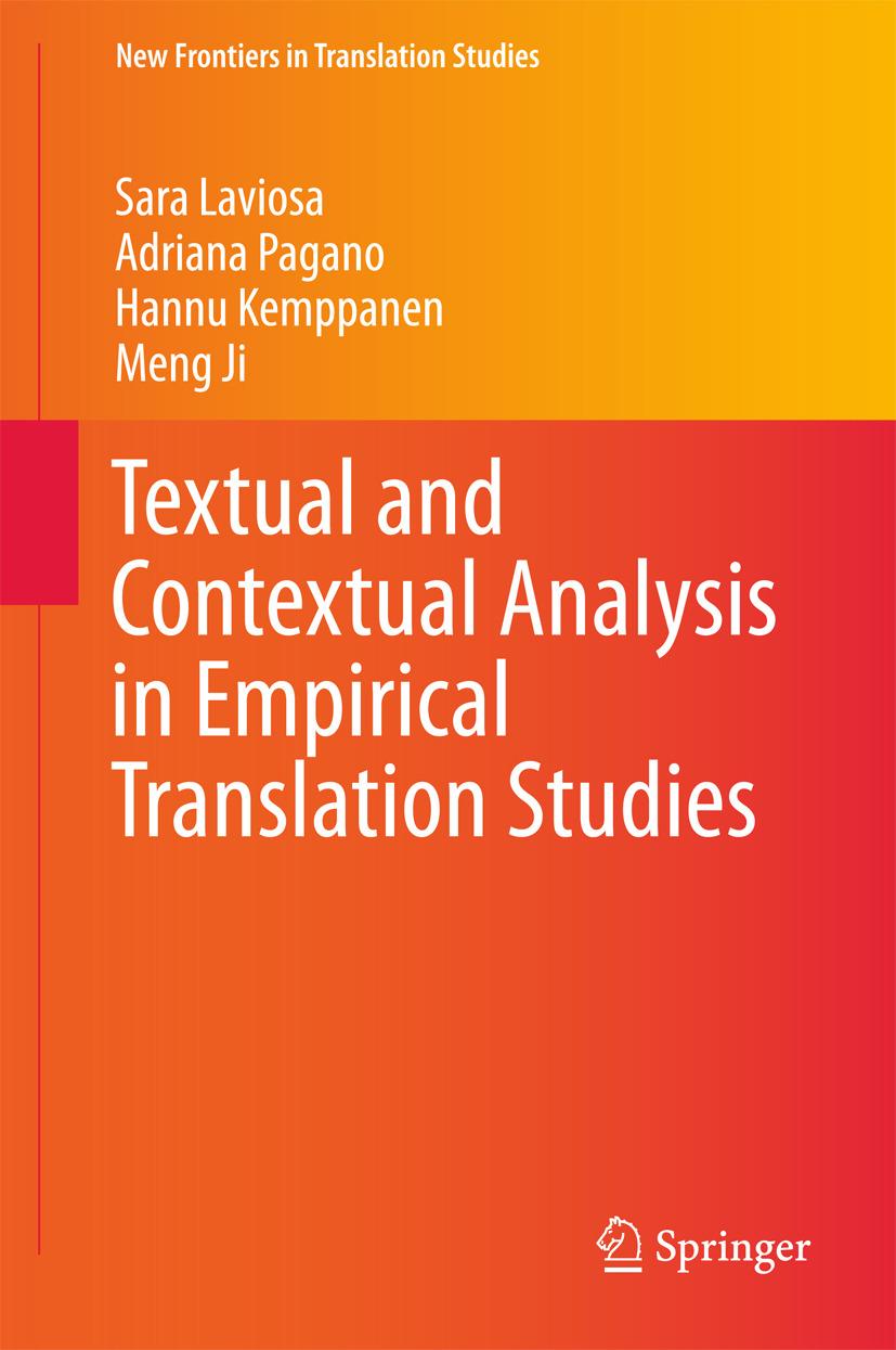 Ji, Meng - Textual and Contextual Analysis in Empirical Translation Studies, ebook