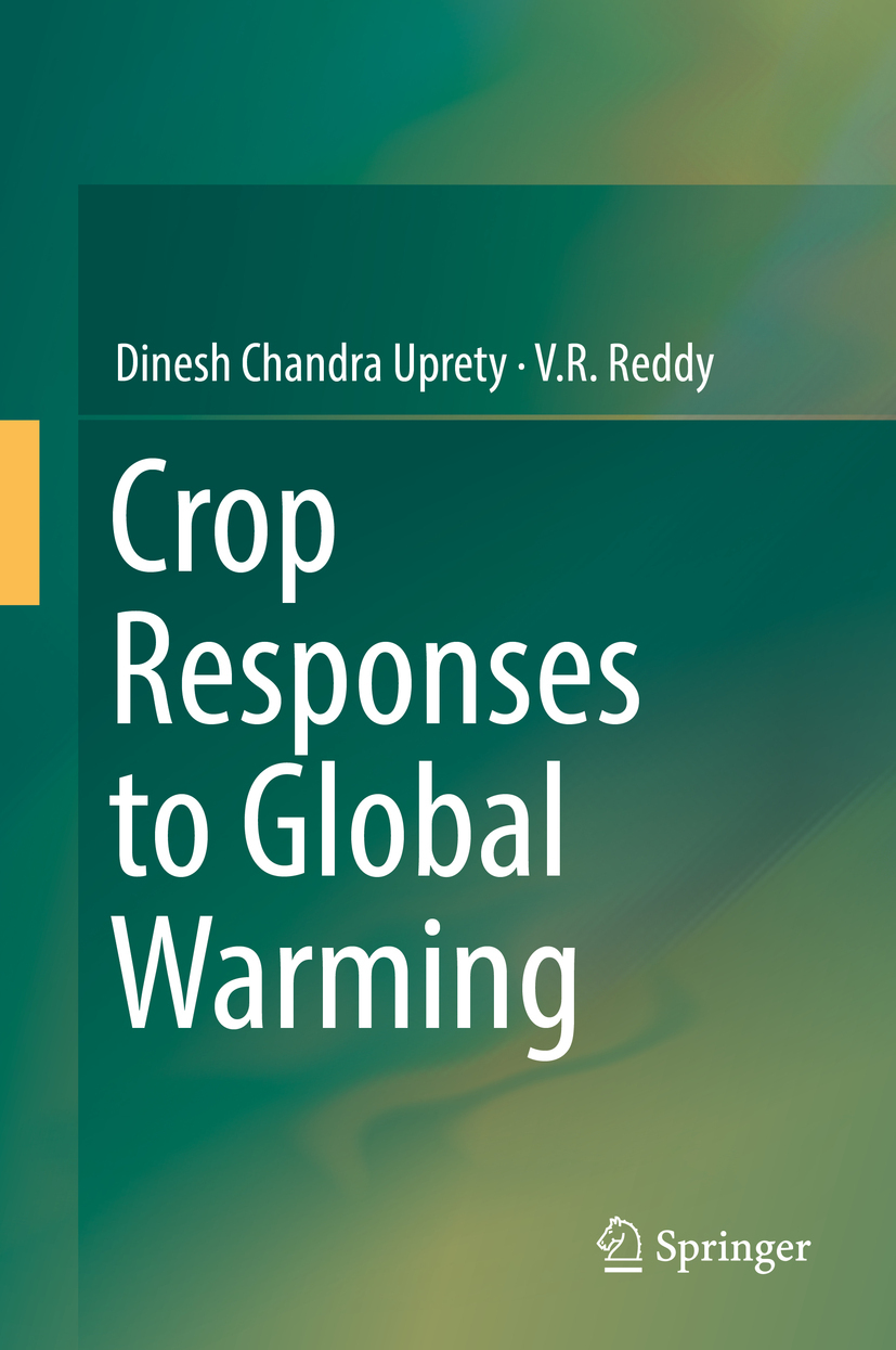 Reddy, V.R - Crop Responses to Global Warming, ebook