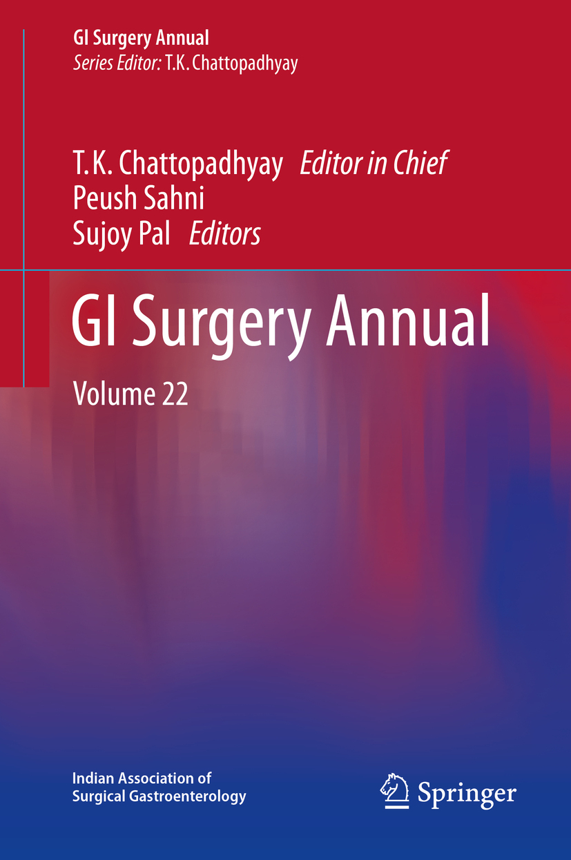 Pal, Sujoy - GI Surgery Annual, ebook