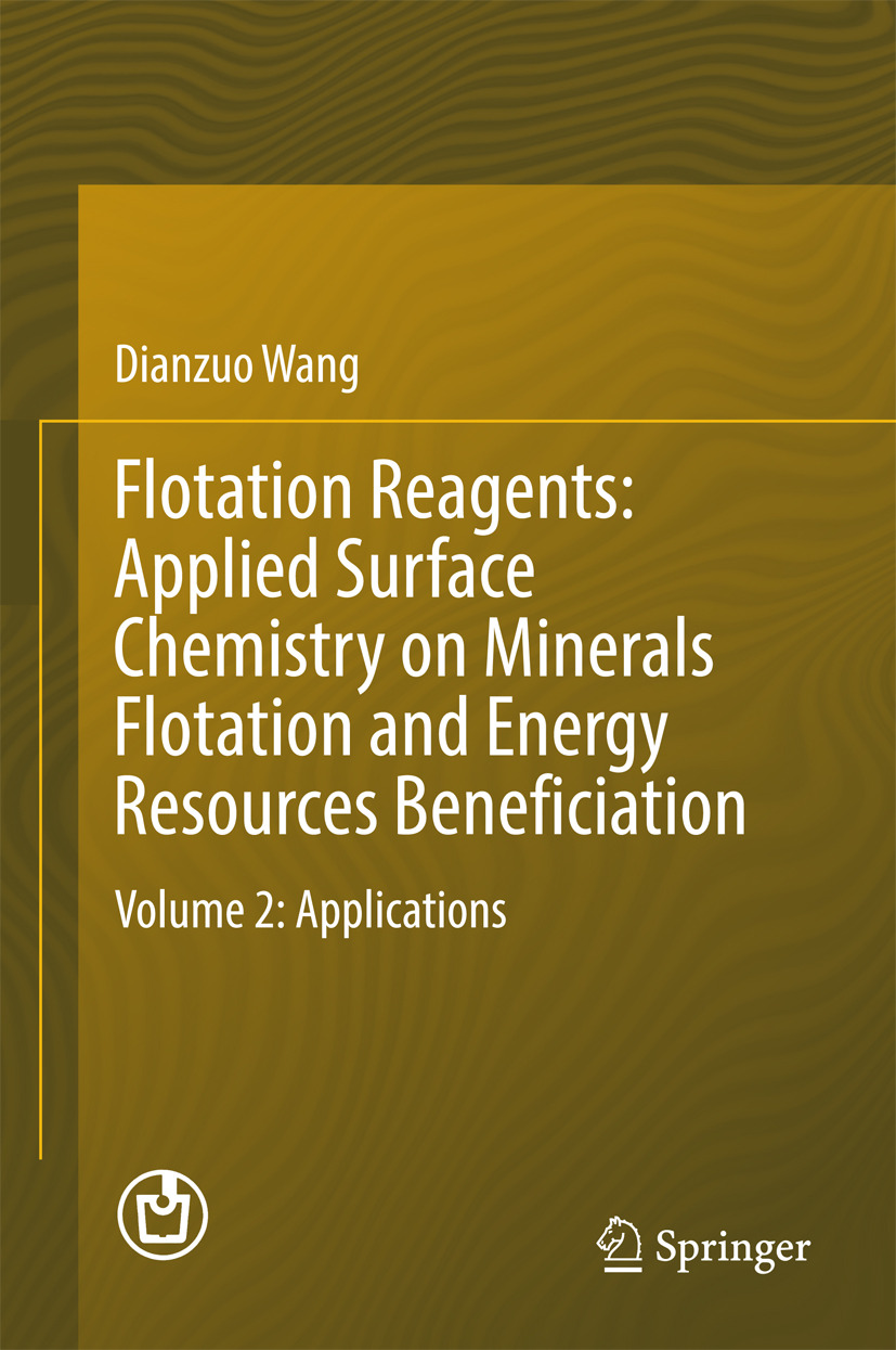 Wang, Dianzuo - Flotation Reagents: Applied Surface Chemistry on Minerals Flotation and Energy Resources Beneficiation, ebook