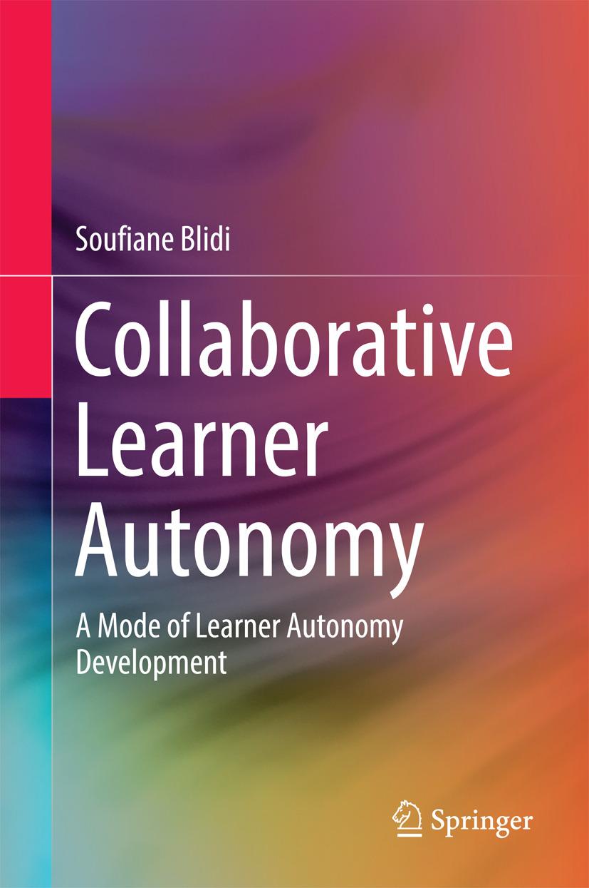 Blidi, Soufiane - Collaborative Learner Autonomy, ebook
