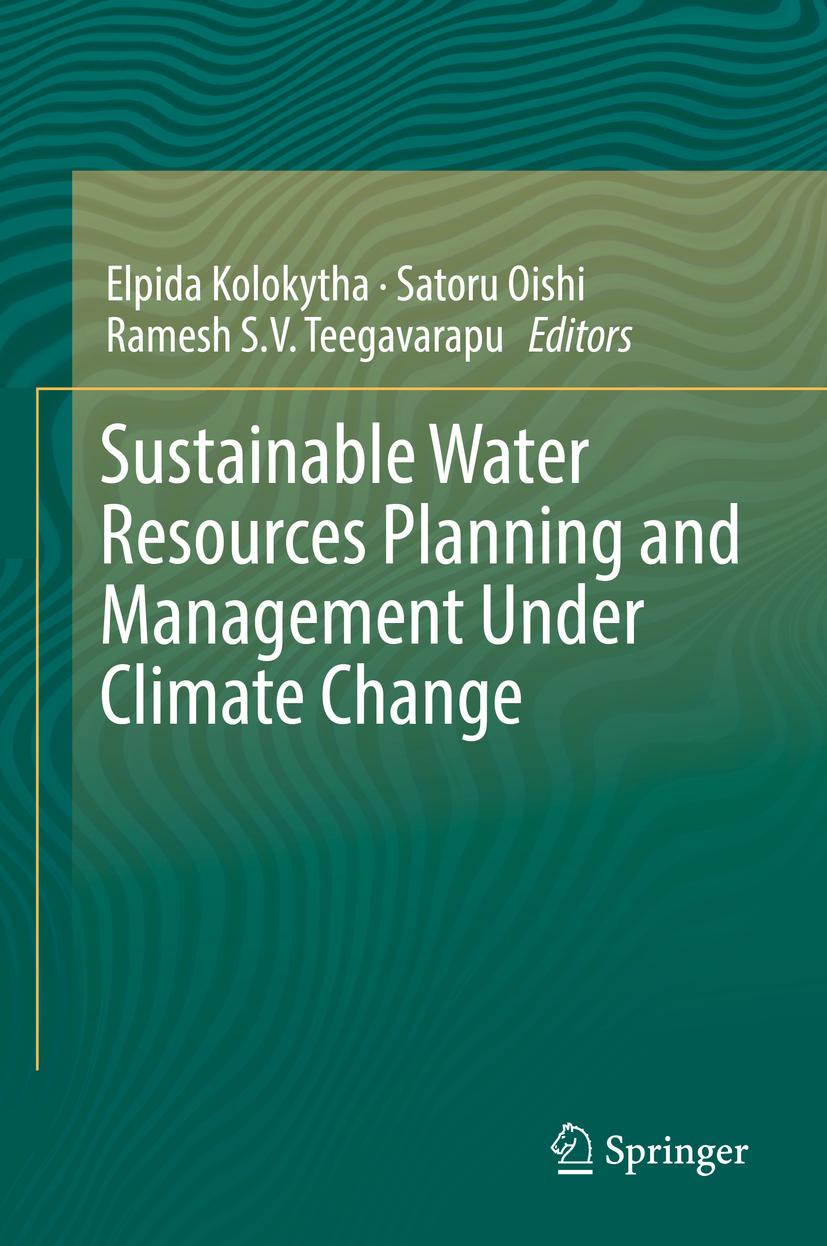 Kolokytha, Elpida - Sustainable Water Resources Planning and Management Under Climate Change, ebook