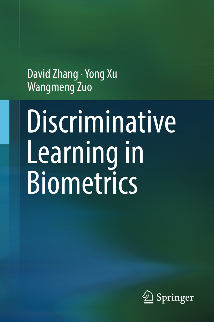 Xu, Yong - Discriminative Learning in Biometrics, e-kirja