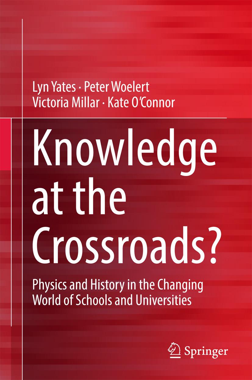 Millar, Victoria - Knowledge at the Crossroads?, ebook