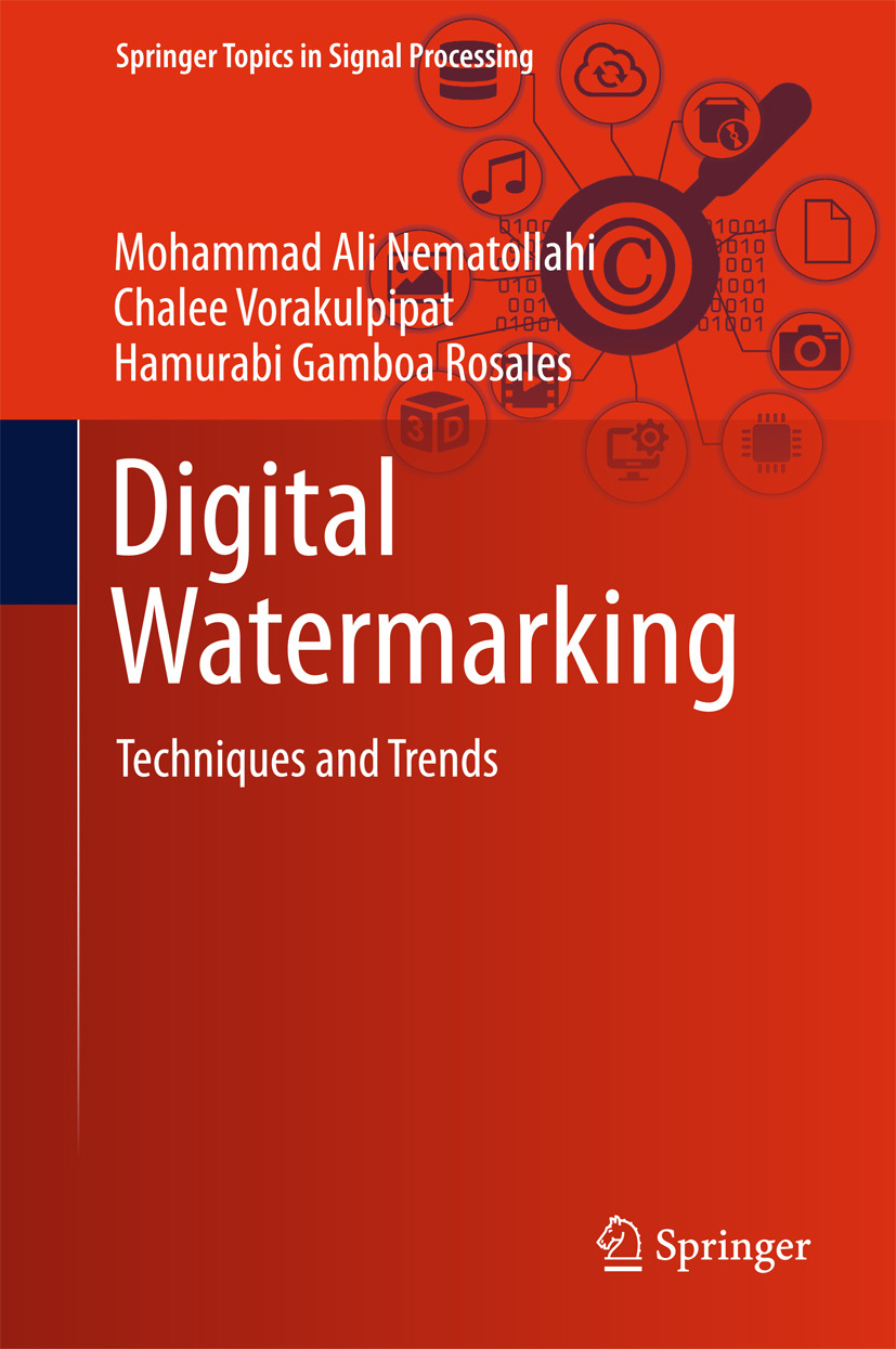 Nematollahi, Mohammad Ali - Digital Watermarking, ebook