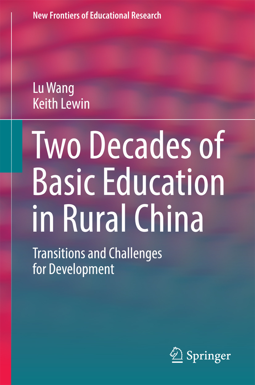 Lewin, Keith - Two Decades of Basic Education in Rural China, ebook