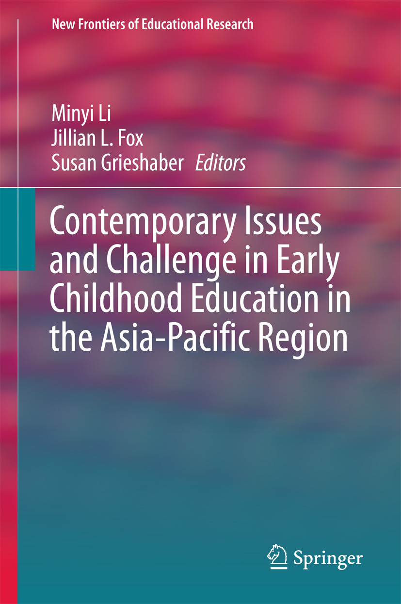 Fox, Jillian - Contemporary Issues and Challenge in Early Childhood Education in the Asia-Pacific Region, ebook