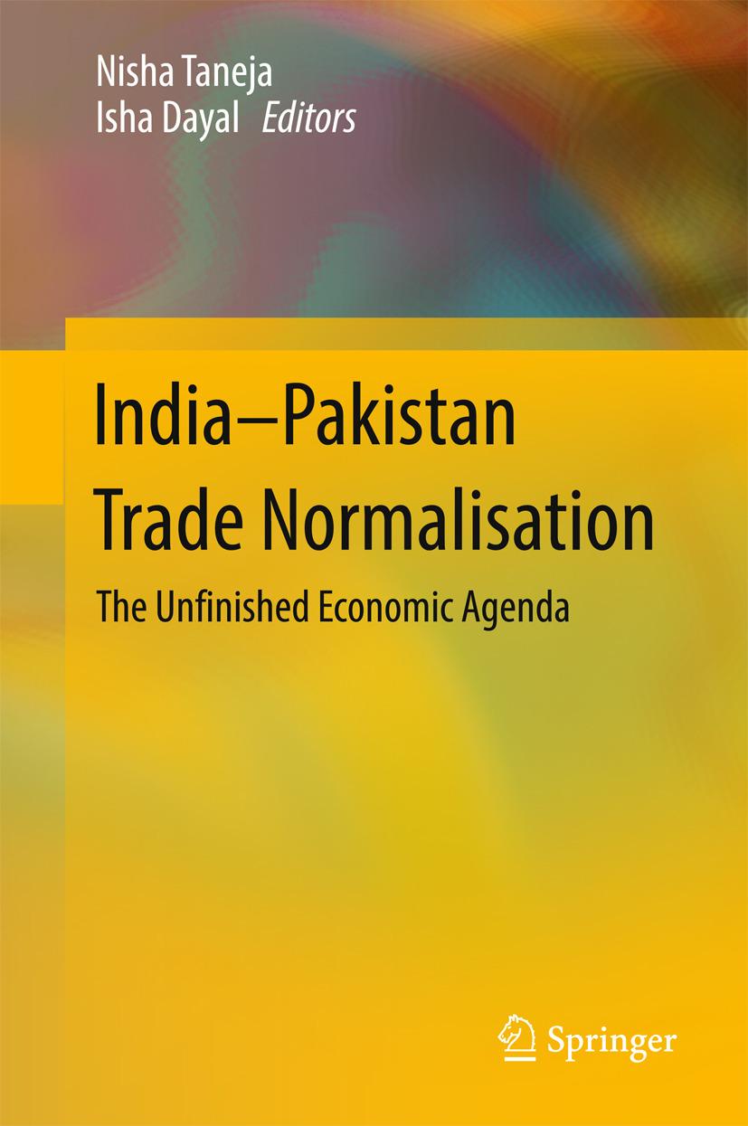 Dayal, Isha - India-Pakistan Trade Normalisation, ebook