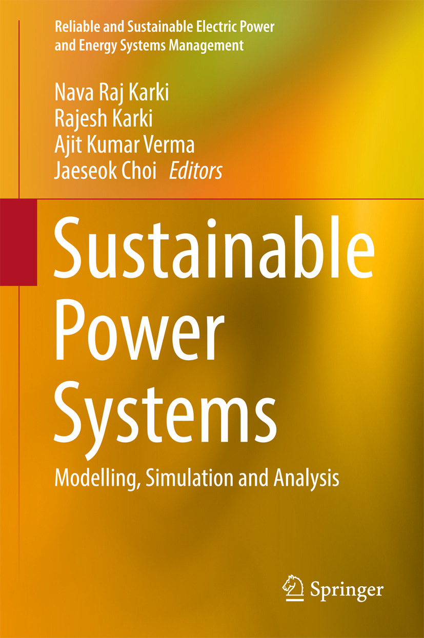 Choi, Jaeseok - Sustainable Power Systems, ebook