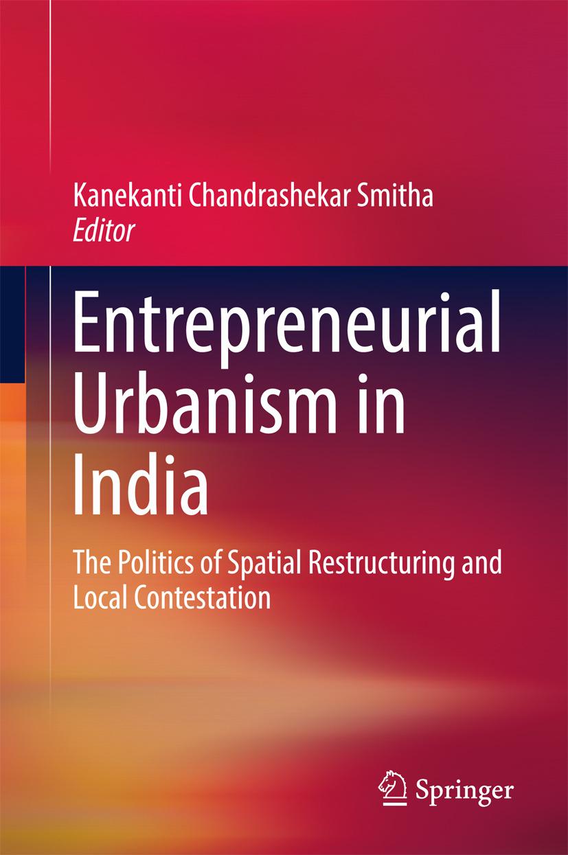 Smitha, Kanekanti Chandrashekar - Entrepreneurial Urbanism in India, ebook